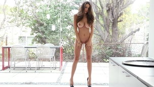 Playboy: Shelby Chesnes. Beautiful fat natural tits